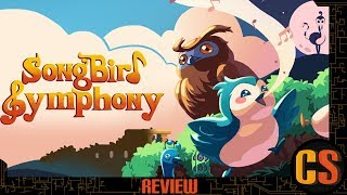 SONGBIRD SYMPHONY - PS4 REVIEW (Video Game Video Review)