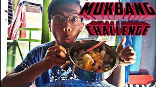 Makan Bubur Ayam Sepanci | MUKBANG CHALLENGE | X Games