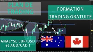 AUD/CAD UN TRADE LONG TERME? 6#BRIEFING #FOREX par PointBreakTrading .fr