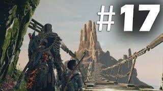 God of War (2018) Gameplay Walkthrough Part 17 - Bridge - PS4 Pro 4K