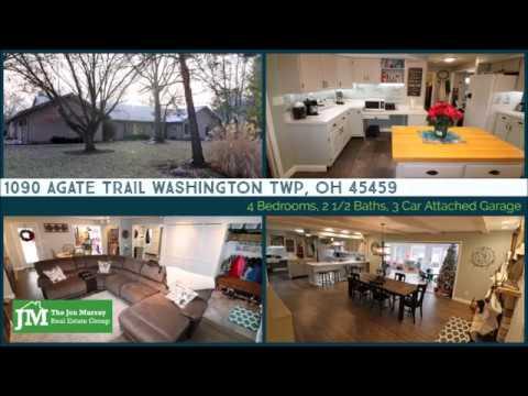 Beautiful 4 Bedroom Ranch Home  - 1090 Agate Trail Washington Township OH 45459 JMreg
