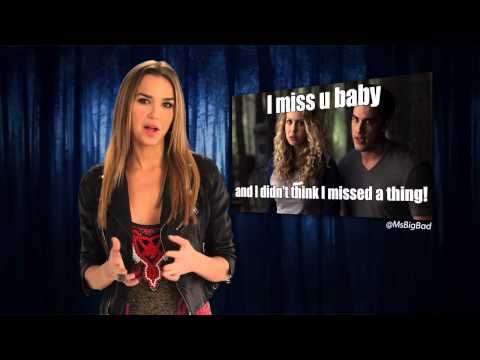 The Vampire Diaries Rehash 6x09