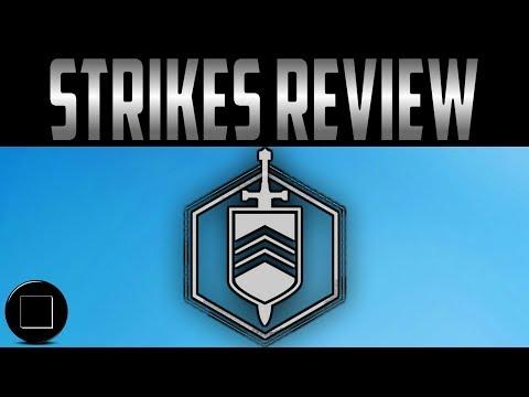 Destiny 2 - Strikes Review