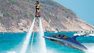 Extreme Watersports We Dare You to Try!