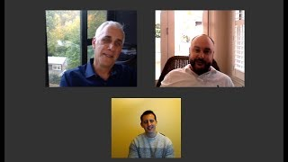 What's On Your Mind? #WOYM Ep10 David Perlin & Ross Williams
