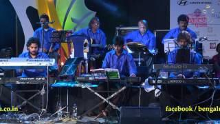 """""""Priyatama Karuneya Toreya"""" song by Vani Jairam & Vijay Prakash @ 53rd Bengaluru Ganesh Utsava..!!"""