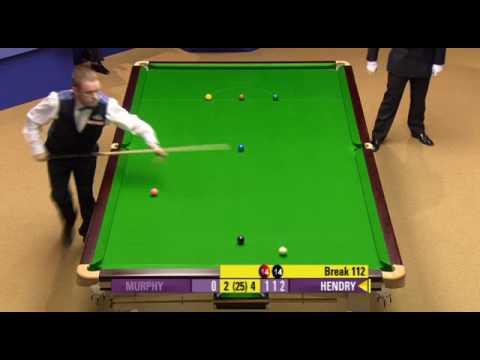 Snooker 147 - Steven Hendry - PART2/2 - 2009 World Championship