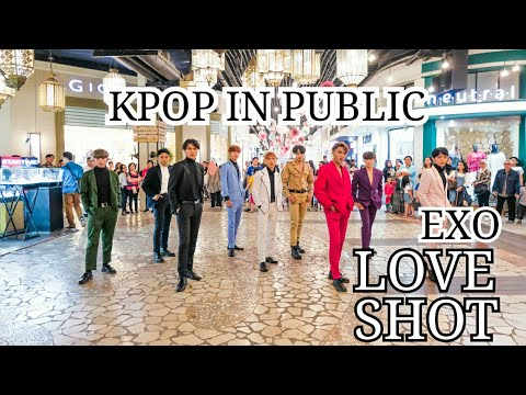 [K-POP IN PUBLIC CHALLENGE] EXO 엑소 'LOVE SHOT' (OT9 Version) Dance Cover by COMING SOON