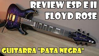ESP E II HORIZON FLOYD ROSE FR | REVIEW DEMO en Español!