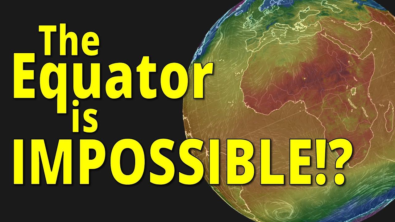 The equator is impossible flat earth vs round earth youtube flat earth vs round earth youtube gumiabroncs Gallery