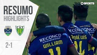 Highlights | Resumo: Chaves 2-1 Tondela (Liga 18/19 #17)