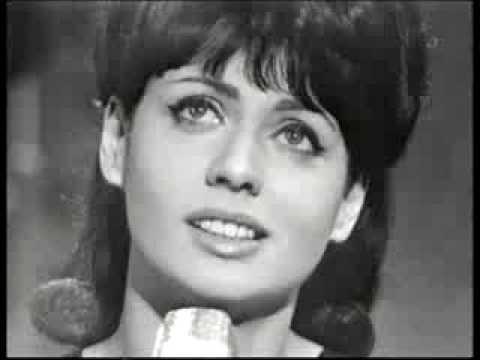 ESC-Deutschland Margot Eskens-Die Zeiger der Uhr (1966)