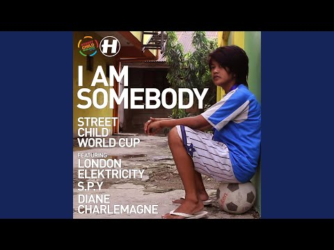 I Am Somebody (feat. London Elektricity, S.P.Y, and Diane Charlemagne)