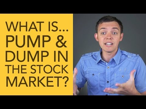 What is Pump and Dump in the Stock Market?