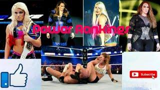 Rousey makes 'rowdy' Power Rankings debut-WWE Power Rankings, April 15, 2018