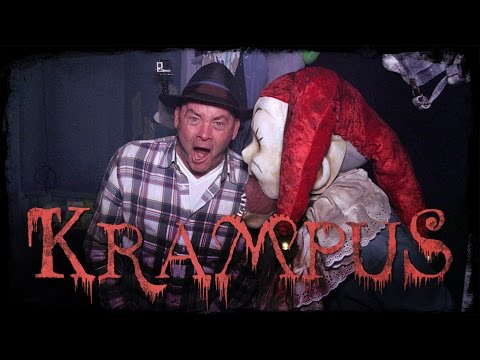 Krampus Haunted House at ScareHouse [HD]