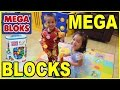 Mega Bloks First Builders Big Building Bag, Toys for Toddlers, Boys, Girls