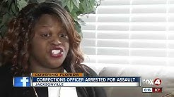 A Jacksonville Corrections Officer is fired for assault