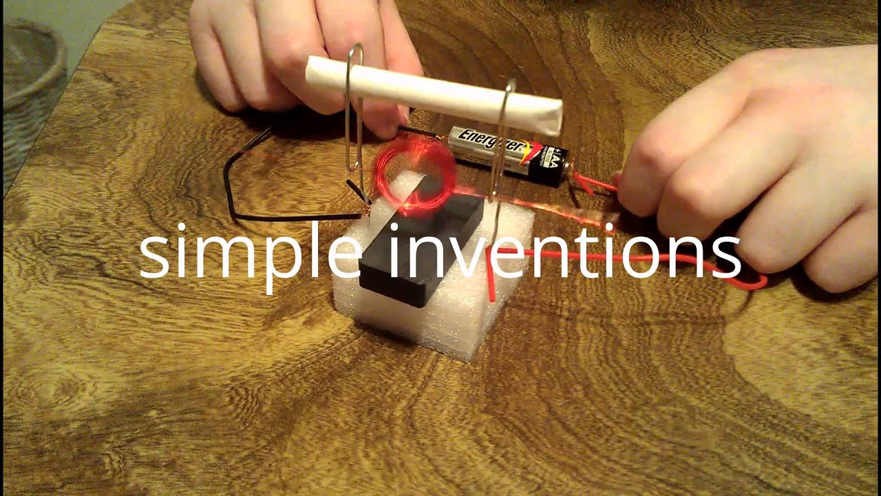 Simple inventions