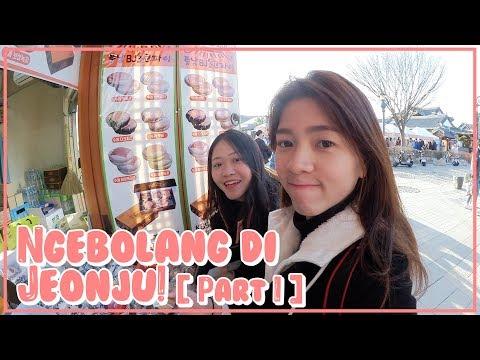 [Amel Tour] Ngebolang di Jeonju! [Part 1]