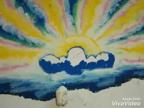Trisnaabraabra Heboh Teknik Mewarnai Langit Model Petir Melawan