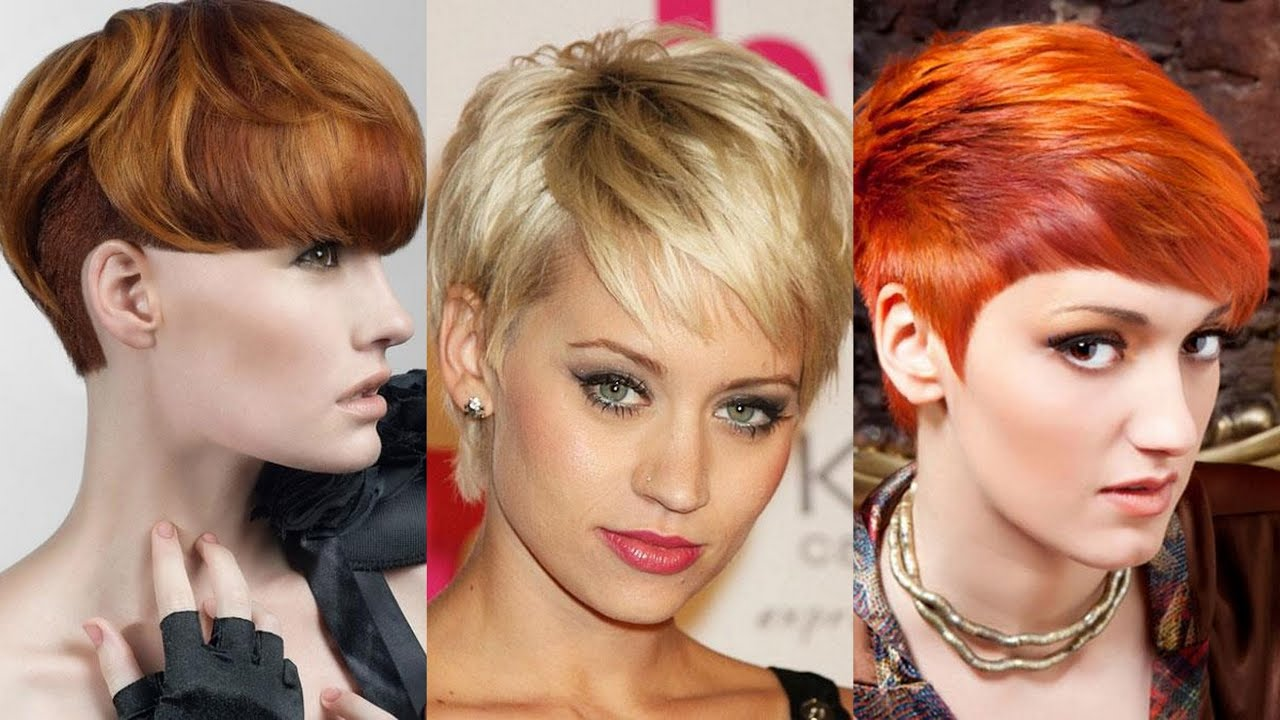 Short Hairstyles for Oval Faces and Glasses