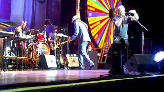 Elvis Costello & the Imposters - Blue Chair/Red Shoes at the Pageant in St. Louis, MO (7/1/11)