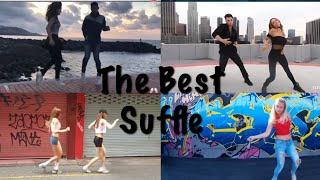 The Best Shuffle! Лучший шафл! Как научиться танцевать Suffle dance👆