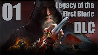 Assassin's Creed Odyssey DLC - Legacy of the First Blade Part 1: The Horsemen Cometh