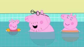 Peppa Pig en Español   ¡A Nadar! ...