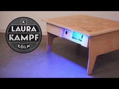 Home Cinema Coffee Table