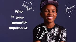 Meet Lorenzo | River Island Kids Squad | Meet The Stars