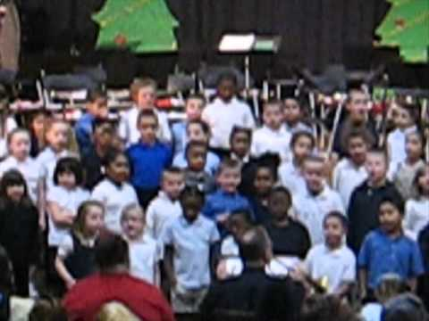 Lenny Gomulka - The Who Song - Wilbur Wright Elementary School Cleveland - Polka Music - 2010