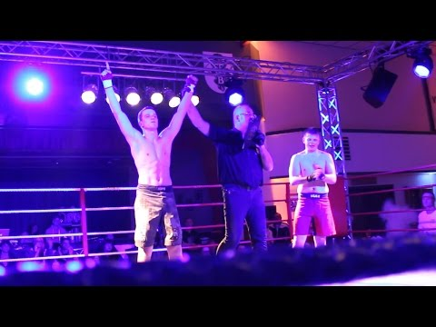Maik Bartel Fights At ''Night Of The Champs XIII'' - Fight Academy Song Paderborn