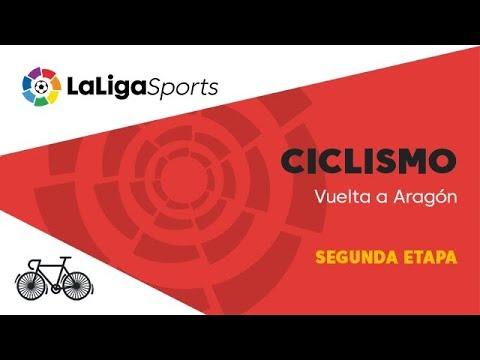 📺 Ciclismo | Vuelta a Aragón: Segunda etapa