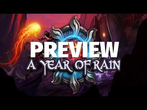 A Year of Rain is Shaping up to Be a RTS Juggernaut