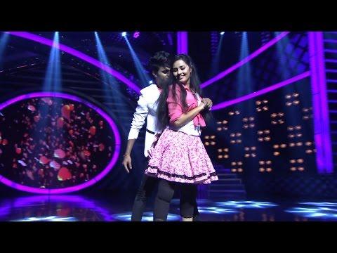D3 D 4 Dance I Anna & Vishnu - Nenjil Nenjil itho itho I Mazhavil Manorama