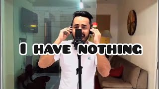 I Have Nothing - Whitney Houston (Cover Gabriel Henrique)