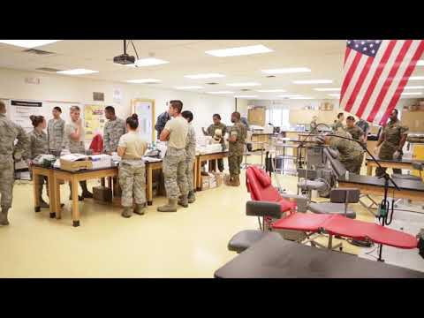 B-Roll No Narration/Text: Service Members prepare for Innovative Readiness