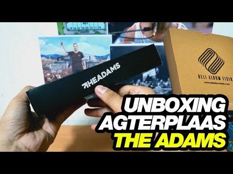 Unboxing Album Ke-3 The Adams : Agterplaas