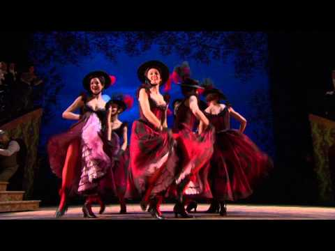 The Met: Live in HD 14-15 The Merry Widow: Act III The Cancan