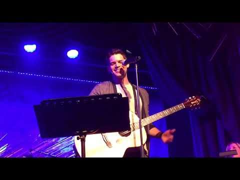 "Jeremy Jordan & Ashley Spencer @ Sony Hall ""Guitar Medley"""