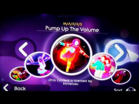 How to Get Firework Katy Perry on to your Just Dance 2 Game