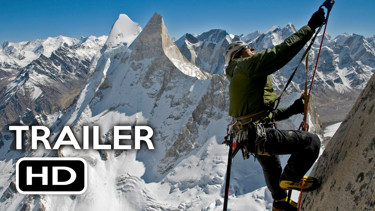Meru Official Trailer 1 2015 Documentary Movie Hd Youtube