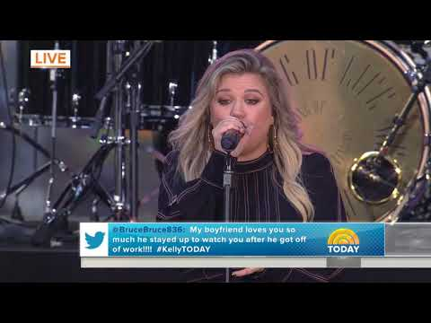 Kelly Clarkson - Love So Soft (The Today...