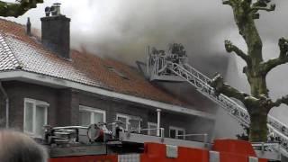 Grote brand Amsterdamse weg 294 Amstelveen 16/10/10
