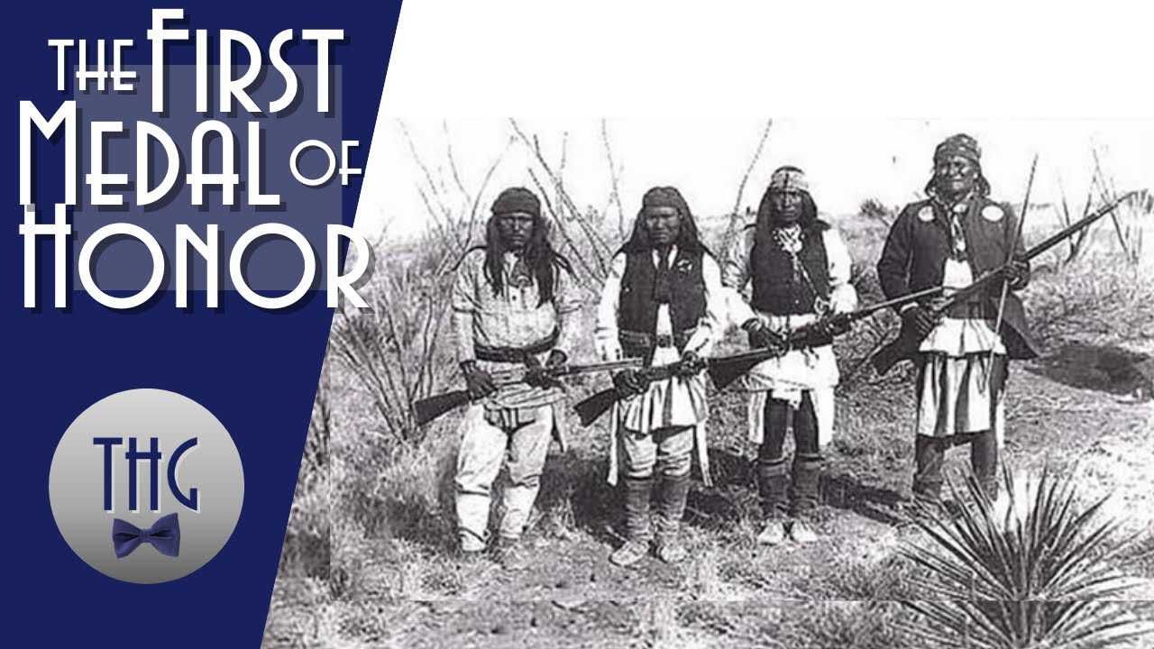 History of The First Medal of Honor