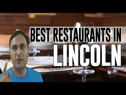 Best Restaurants And Places To Eat In Lincoln, United Kingdom UK