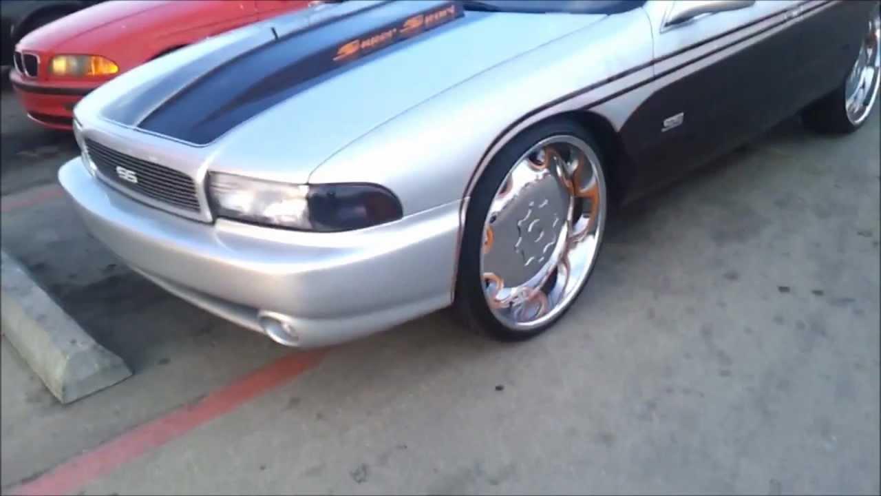 1996 Chevy Impala Ss On 24s Custom Paint Amp Interior Youtube