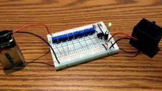 DIY Electronic 8 Bit Music Keyboard - 555 timer